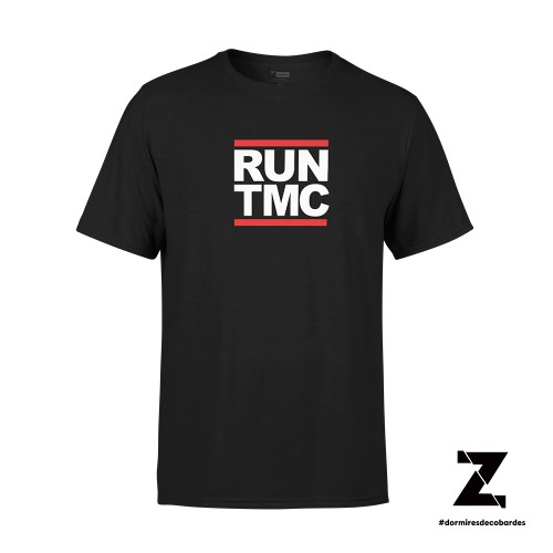 Camiseta Unisex Run Tmc