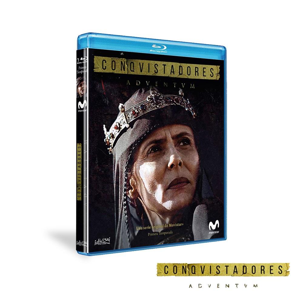 Bd Serie Completa Conquistadores