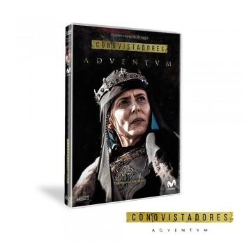Dvd Serie Completa Conquistadores