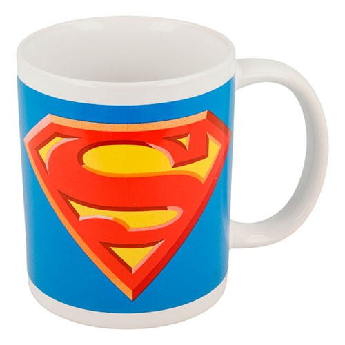 Taza Logo Superman 325ml