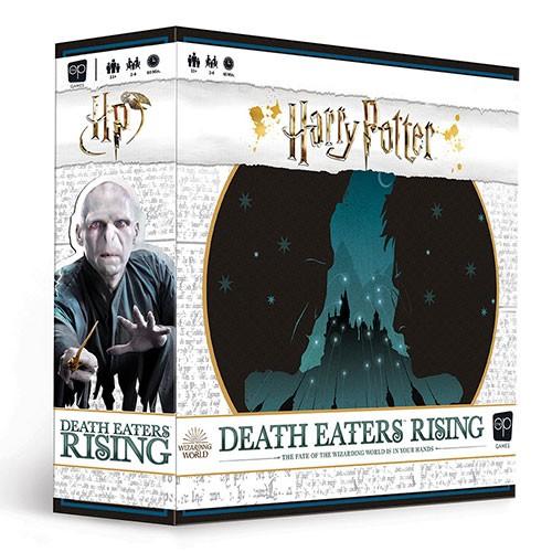 Juego De Mesa Harry Potter: Death Eaters Rising