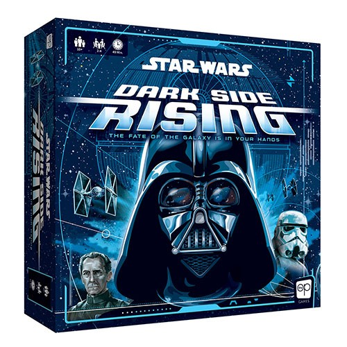 Juego De Mesa Star Wars: Dark Side Rising