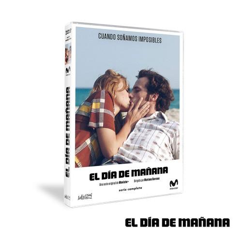 Dvd Serie Completa El Día De Mañana