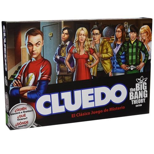Juego De Mesa Cluedo The Big Bang Theory
