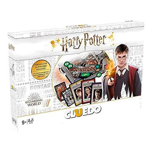 Juego De Mesa Cluedo Harry Potter Blanco