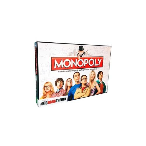 Juego De Mesa Monopoly The Big Bang Theory