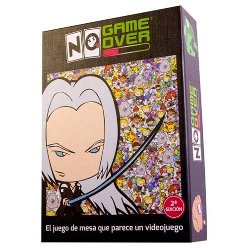 Juego De Cartas No Game Over Esp
