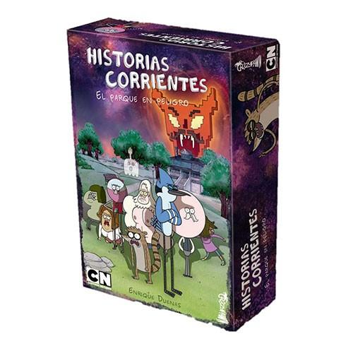 Juego De Mesa Historias Corrientes