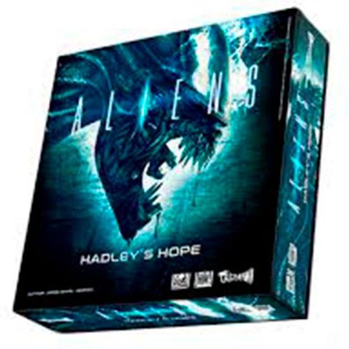 Juego De Mesa Aliens: Hadley's Hope
