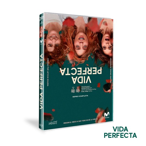 Dvd Temporada 1 Vida Perfecta